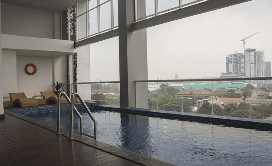 Tinggal Premium at Pondok Indah Jakarta - Kolam Renang