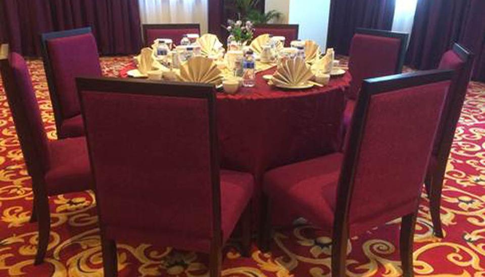 S-One Hotel Palembang Palembang - Restoran