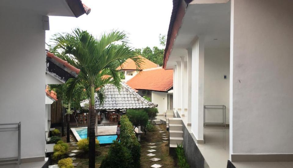 White Dove Villa Resort Bali - Eksterior