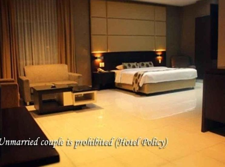 Hotel Gren Alia Cikini Jakarta - Kamar Suite