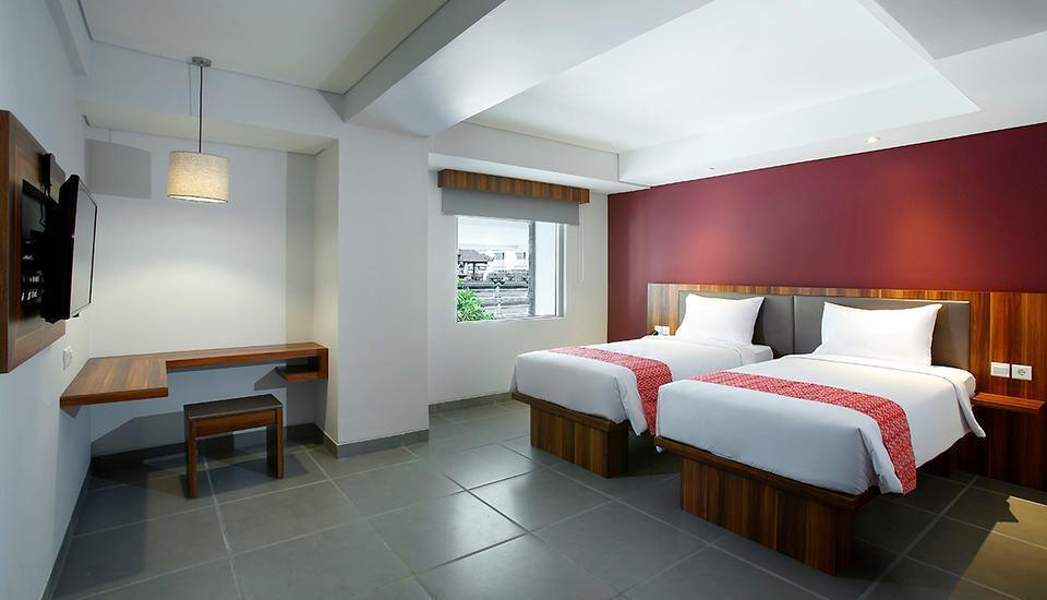 Swiss-Belexpress Kuta Legian - Express Super Room Regular Plan