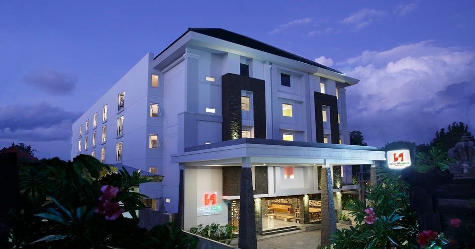 Swiss-Belexpress Kuta Legian - Tampilan Luar Hotel