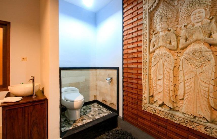 Asli Bali Villa Bali - Bathroom