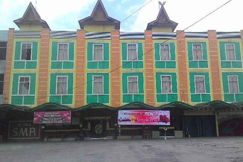 Wisma Sumber Mas Marpoyan Pekanbaru - Tampilan Luar Hotel