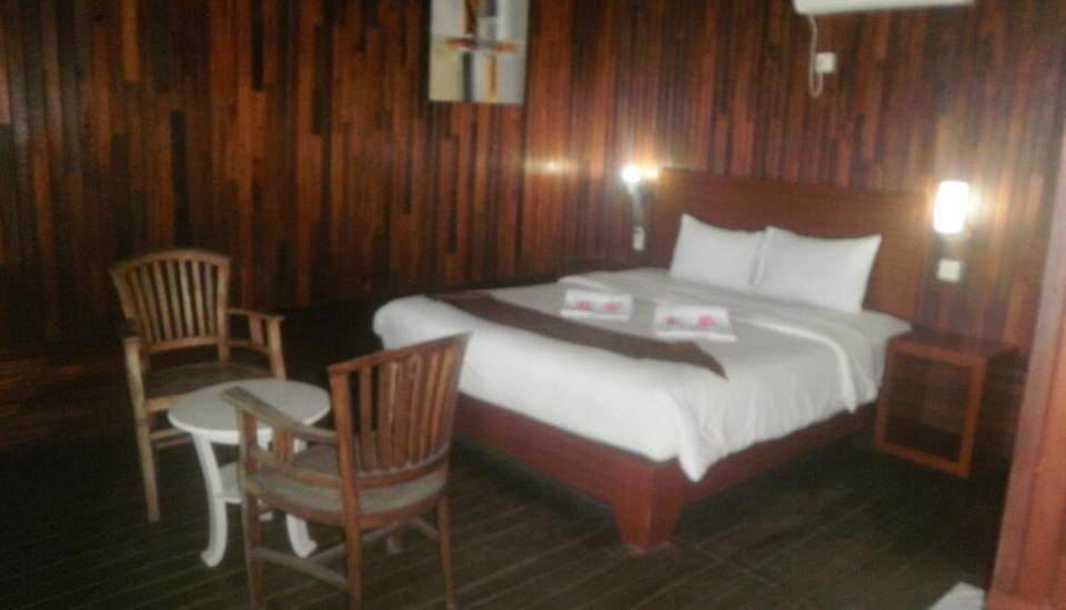 Cavery Beach Hotel Padang - Cottages Room Regular Plan