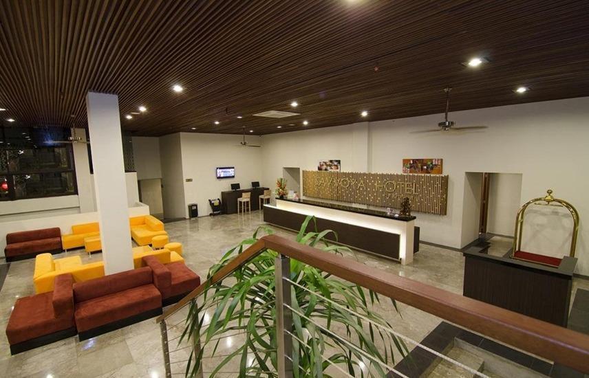 Hotel Dafam Savvoya Seminyak Bali Bali - Interior