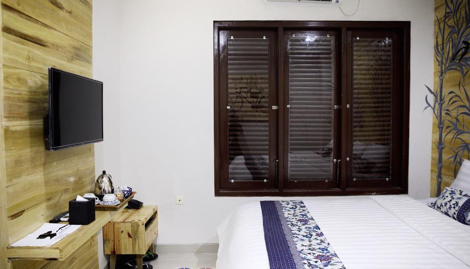 Omah Njonja Bed & Brasserie Yogyakarta - Omah Njonja Triple Bed Room
