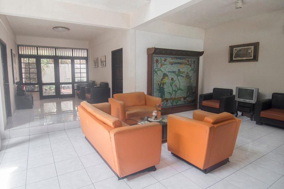 OYO 201 EMDI House Timoho Yogyakarta - Lobby