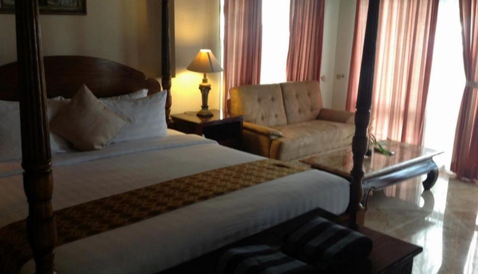 Lorin Belitung Hotel Belitung - Kamar tamu