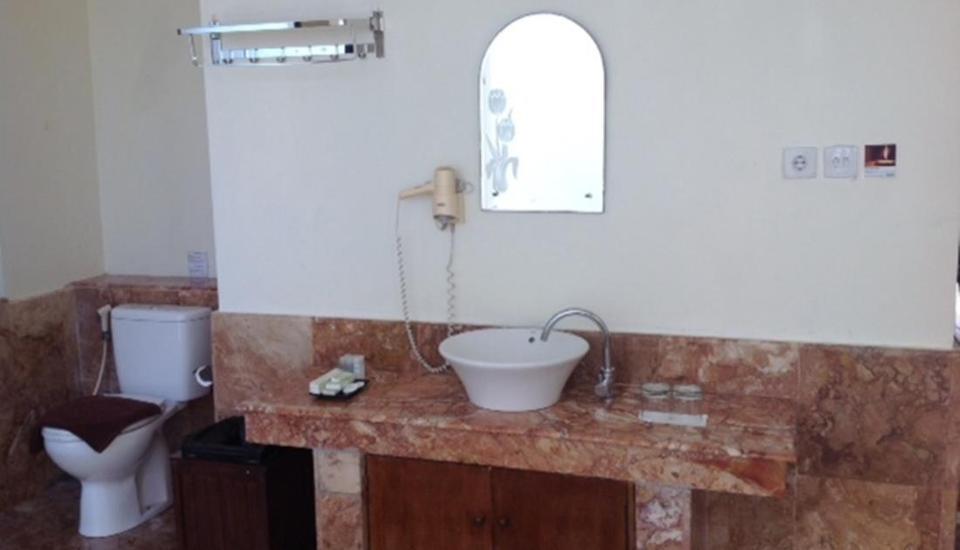 Lorin Belitung Hotel Belitung - Kamar mandi