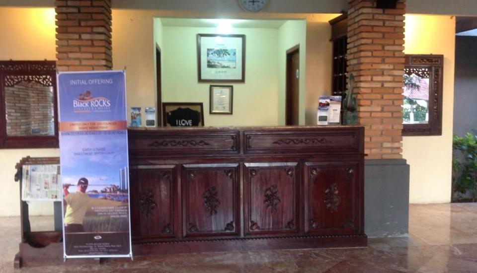 Lorin Belitung Hotel Belitung - Resepsionis