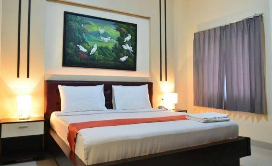 Hotel Gajah Mada Palu - Deluxe Double Regular Plan