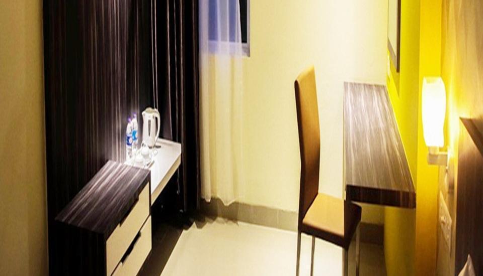 Kaliban Hotel Batam - Interior
