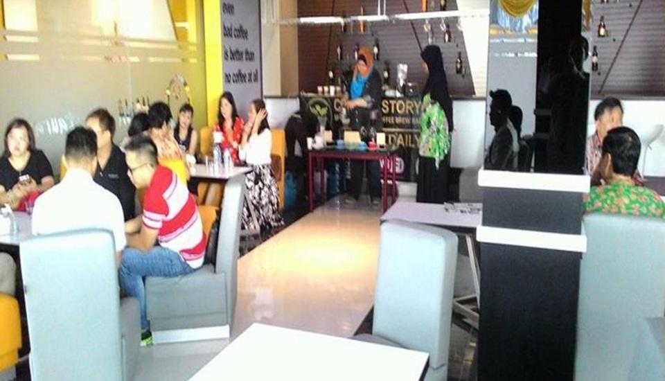 Kaliban Hotel Batam - Restoran