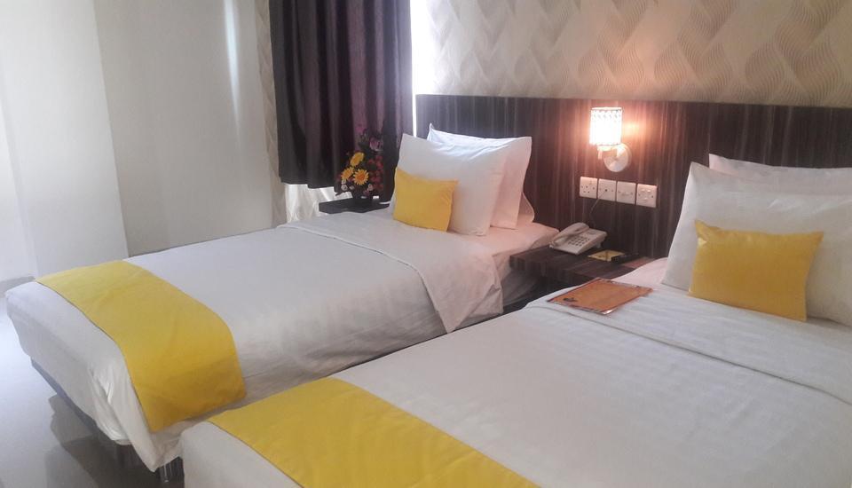 Kaliban Hotel Batam - TWIN BED