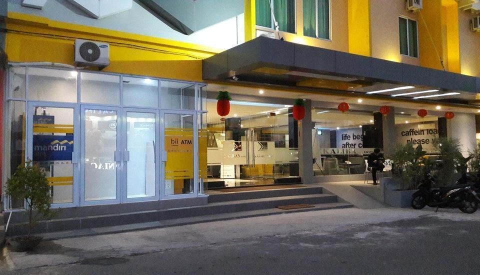 Kaliban Hotel Batam - ATM CORNER