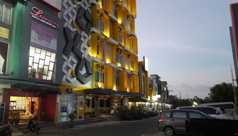 Kaliban Hotel Batam - Hotel Building