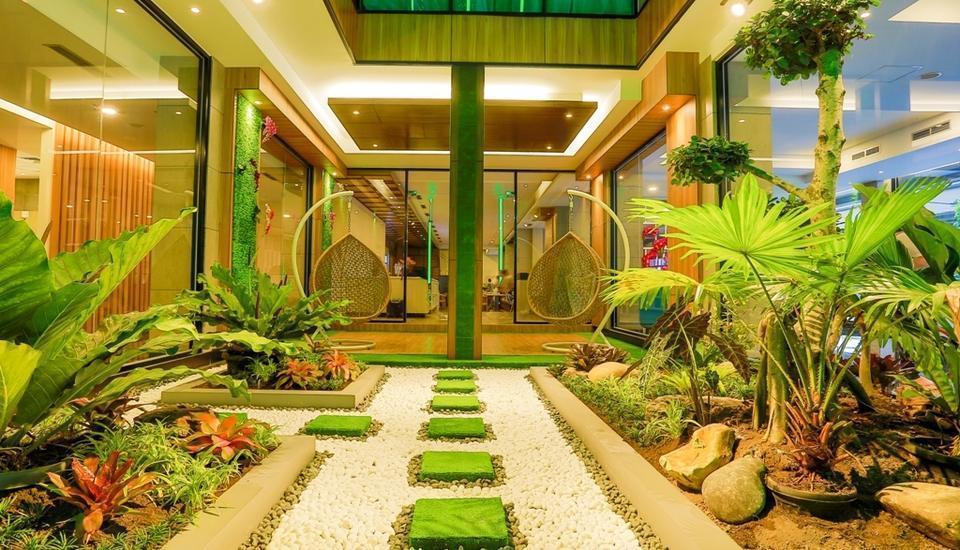 Evo Hotel Pekanbaru Pekanbaru - Interior