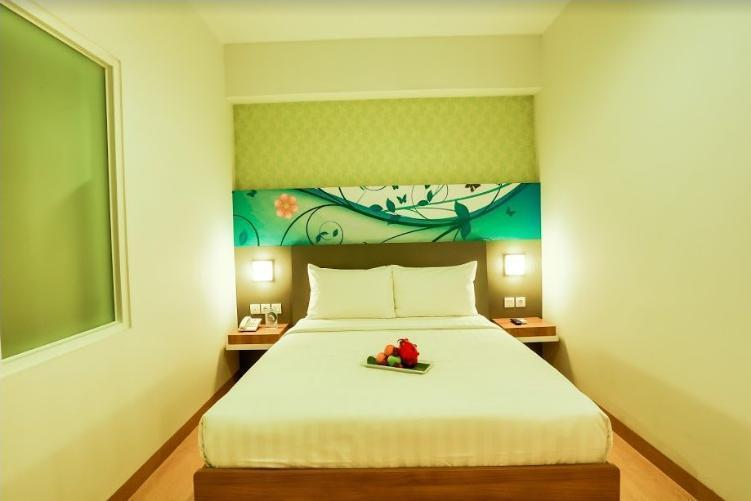 Evo Hotel Pekanbaru Pekanbaru - Standard Double Room Only (No Window) Regular Plan