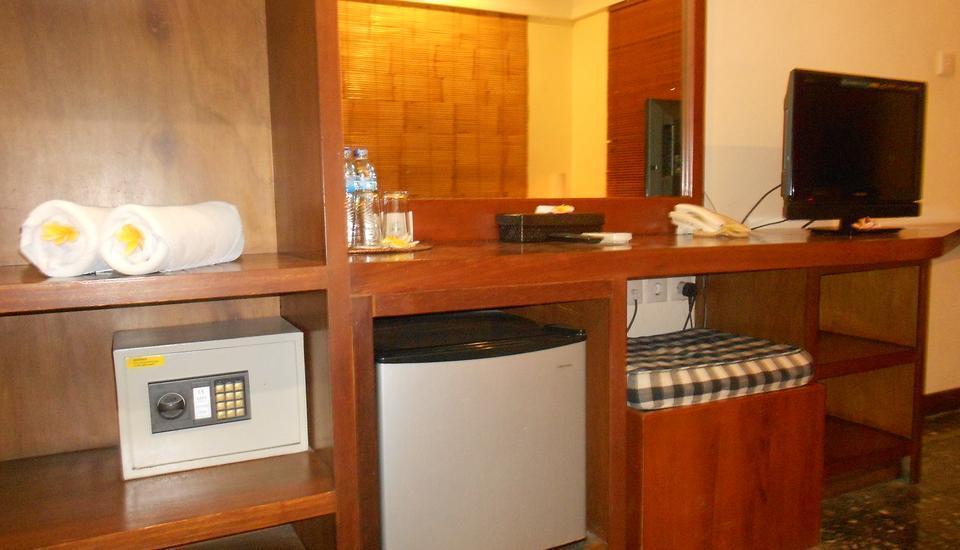 Wida Hotel Bali - Fasilitas Kamar