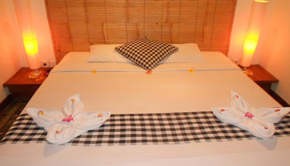 Wida Hotel Bali - Tempat Tidur Double