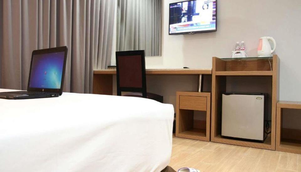 Hotel Astoria Bandar Lampung - Deluxe Room