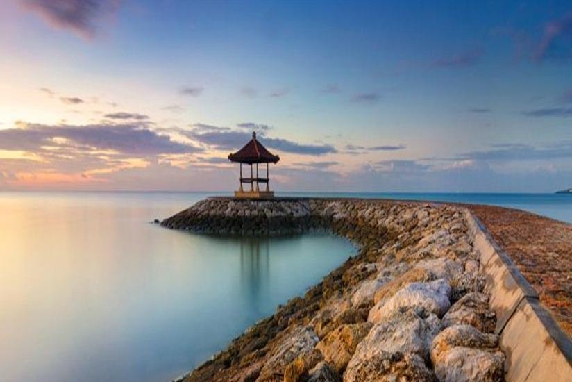Nesa Sanur Bali - Pemandangan