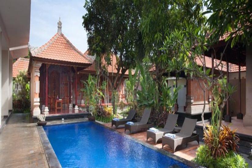 Nesa Sanur Bali - Kolam Renang