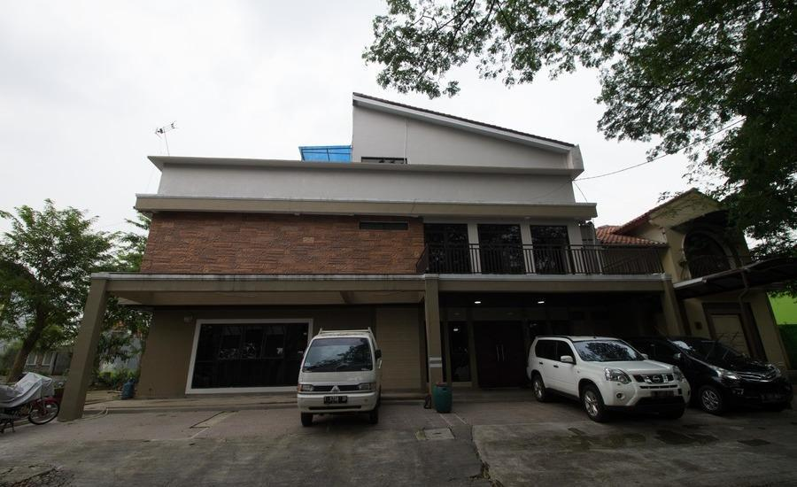 RedDoorz @ Taman Simpruk Cikarang Jakarta - Eksterior