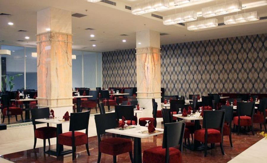 Grand Allison Hotel Sentani - Interior