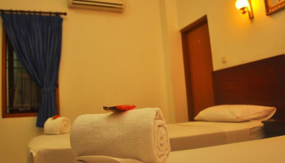 Hotel New Idola Jakarta - Kamar tamu