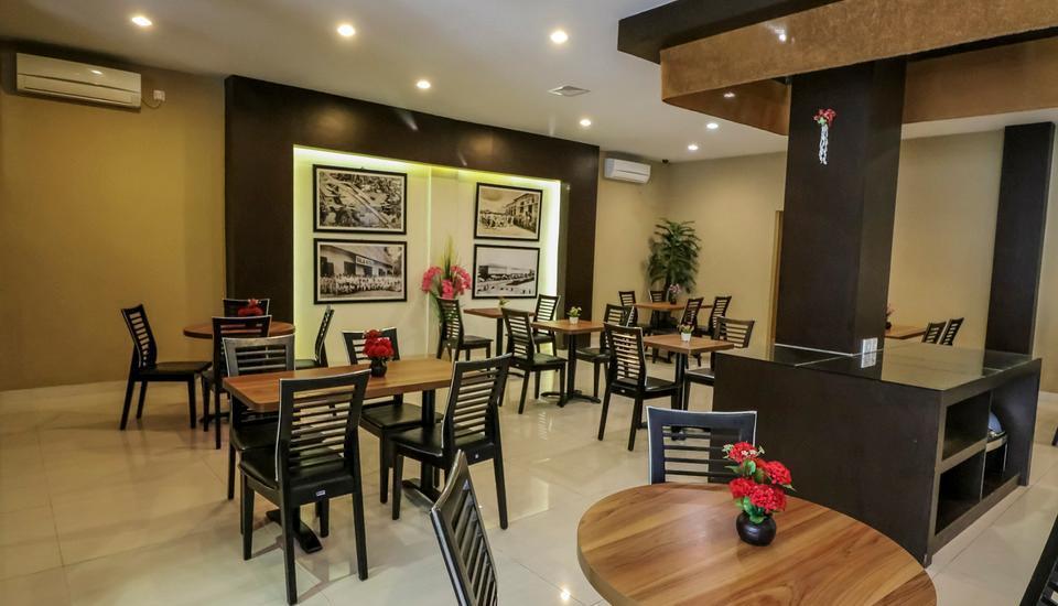 NIDA Rooms Iklas 2 Pekanbaru Pekanbaru - Restoran