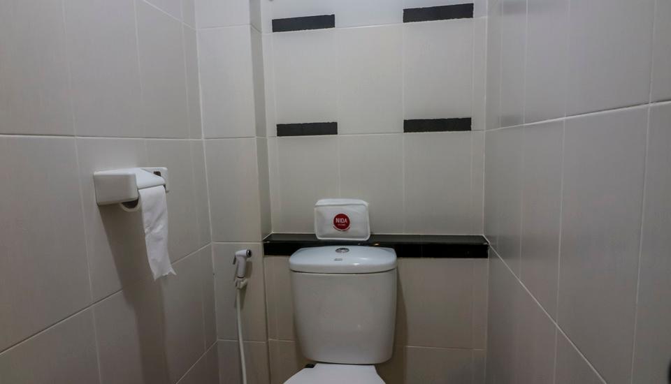 NIDA Rooms Iklas 2 Pekanbaru Pekanbaru - Kamar mandi