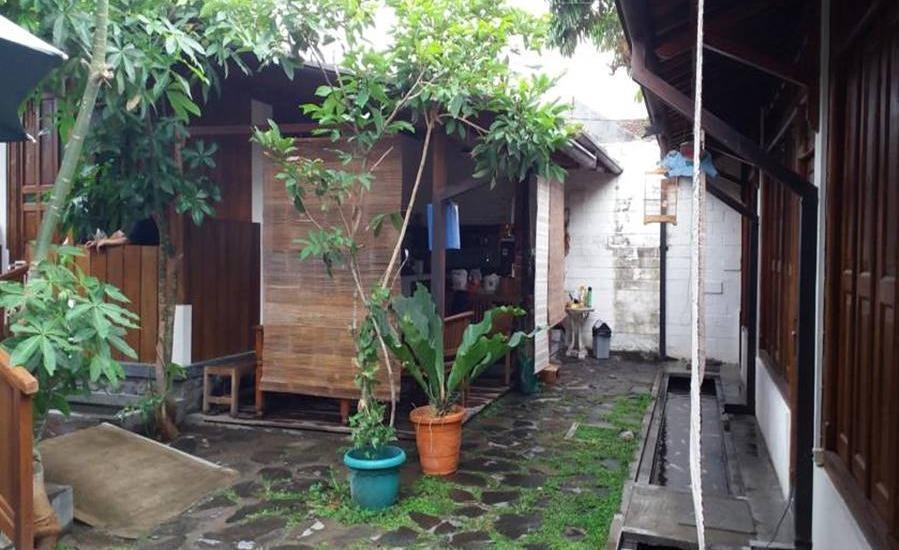 Ndalem MJ Homestay Yogyakarta - Eksterior
