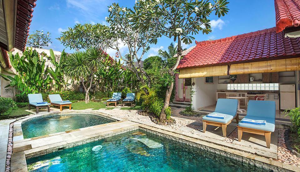 Villa Kresna Bali - One Bedroom Villa with Pool View Last Minute Deal