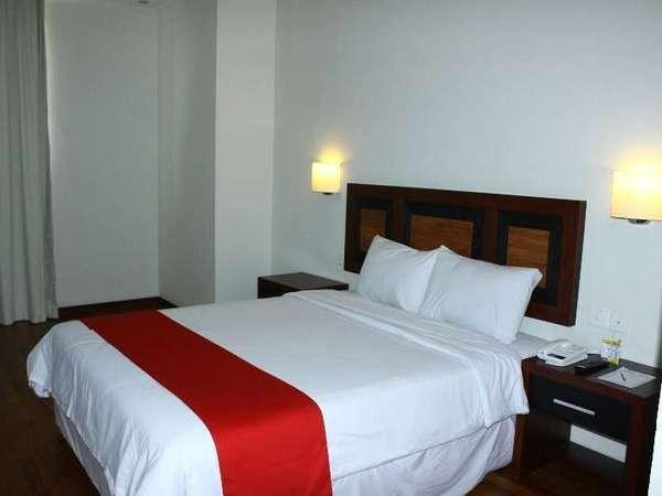 Lampion Hotel Solo - Superior 1 bed besar