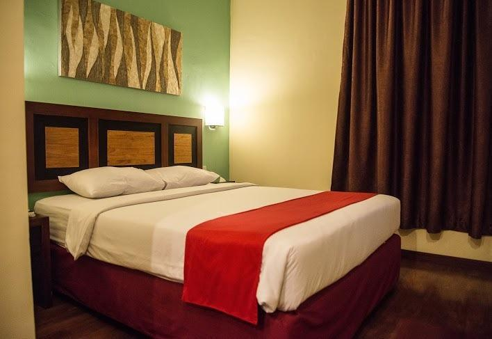 Lampion Hotel Solo - superior room
