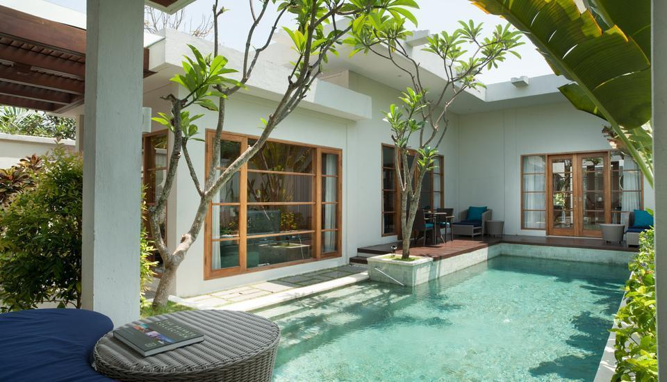 The Samaya Seminyak Bali Bali - Pool of One Bedroom Pool Villa