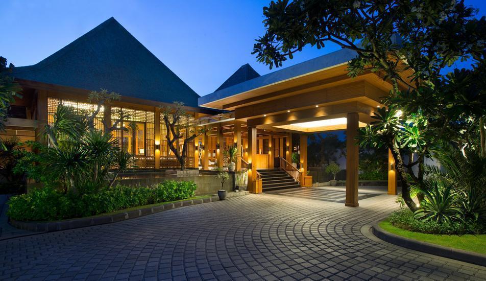 The Samaya Seminyak Bali Bali - Lobby entrance