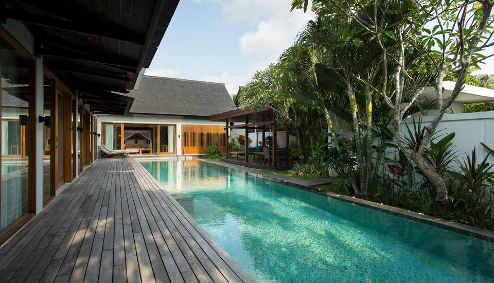 The Samaya Seminyak Bali Bali - Three Bedroom (2)