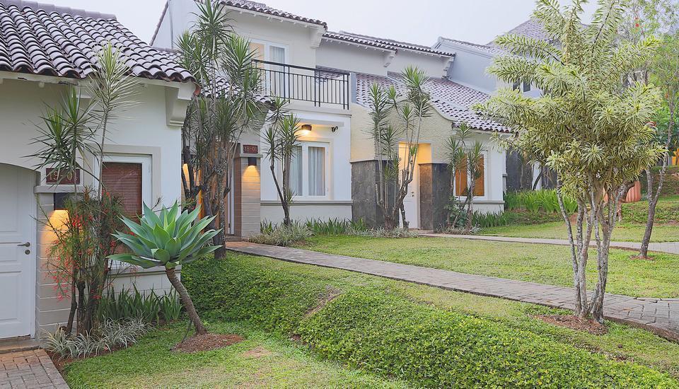 Pesona Alam Resort Bogor - Villa Mini Garden