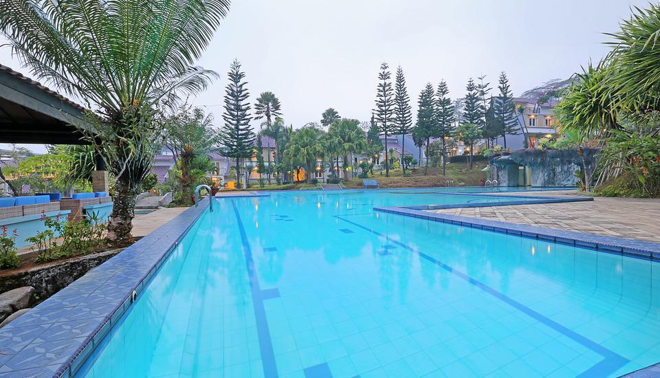 Pesona Alam Resort Bogor - Villa Swimming Pool