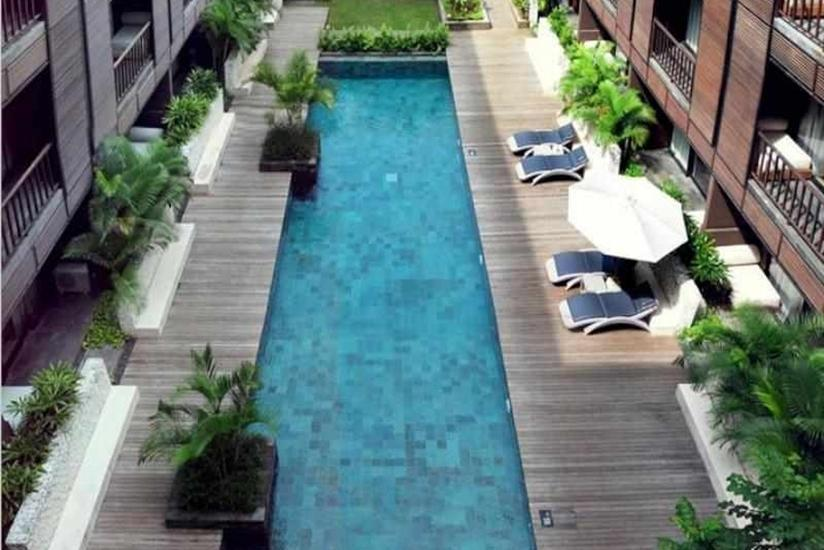 Le Grande Bali - Deluxe Pool View Basic Deal Discount 23%