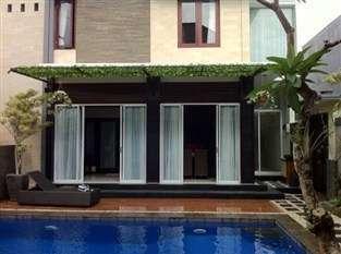 The Nakula Villas Bali - Kolam Renang