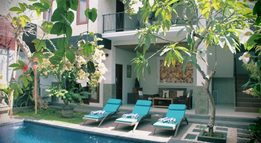 The Nakula Villas Bali -