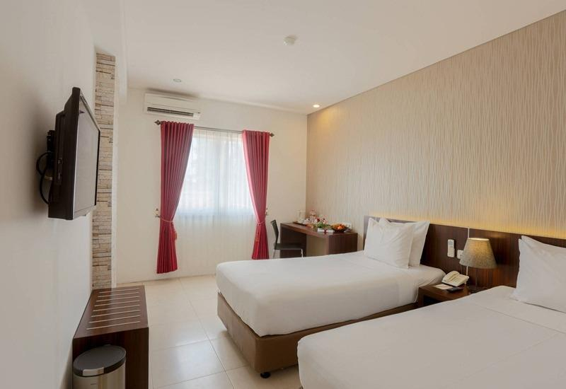 Grand HAP Hotel Solo - Standart - Room Only Regular Plan