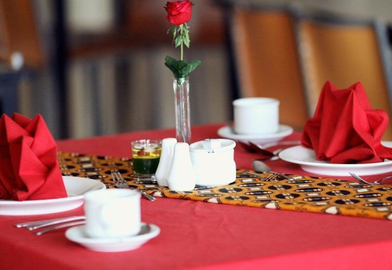 Grand HAP Hotel Solo - Ruang makan
