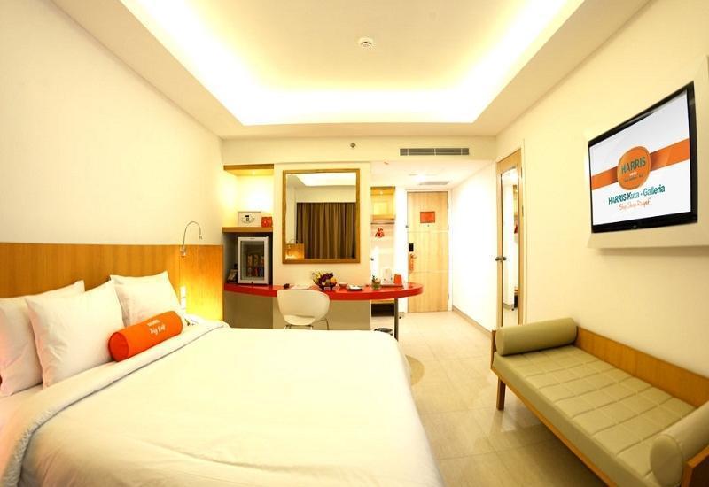 HARRIS Hotel Kuta Galleria Bali - Kamar