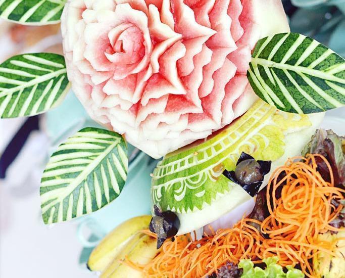 HARRIS Hotel Kuta Galleria Bali - salad