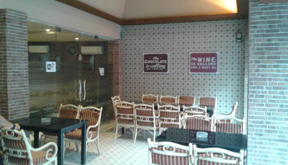 Hotel Kesawan Medan - cafe